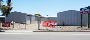 Goolwa Self Storage Units in Gardiner Street Goolwa
